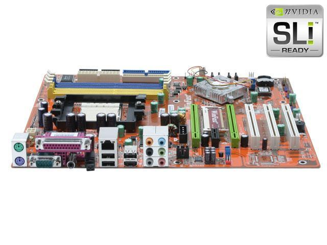 Foxconn NF4SK8AA-8KRS ATX AMD Motherboard