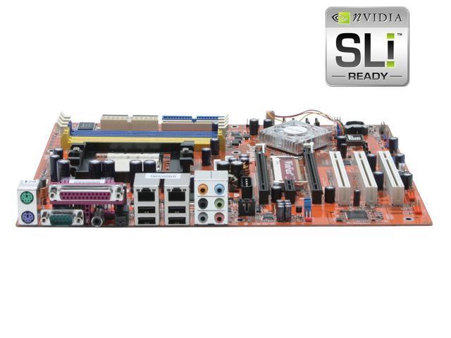 Foxconn NF4SK8AA-8EKRS 939 NVIDIA nForce4 SLI ATX AMD Motherboard