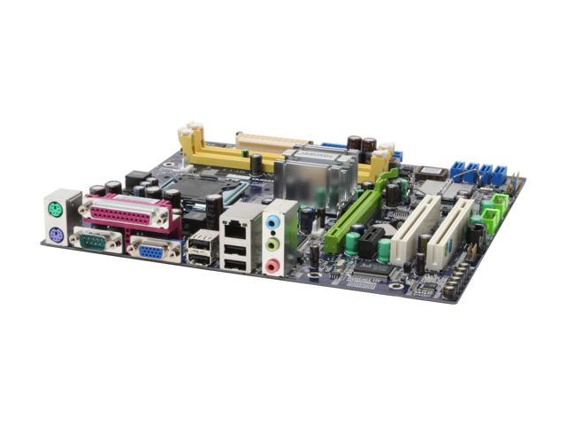 Foxconn 945GZ7MC-RS2H Micro ATX Intel Motherboard