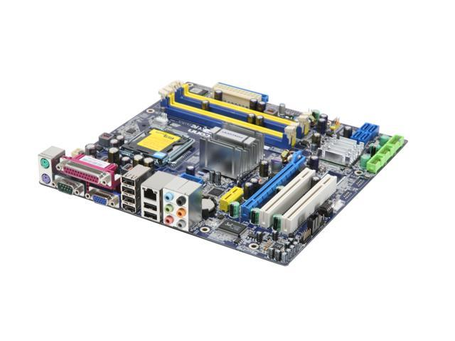 Foxconn G33M Micro ATX Intel Motherboard