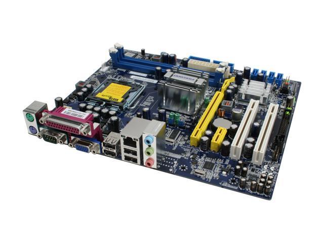 Foxconn G31MX-K LGA 775 Intel G31 Micro ATX Intel Motherboard