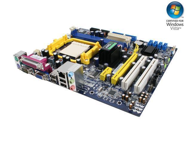 Foxconn A6VMX AM2+/AM2 AMD 690V Micro ATX AMD Motherboard