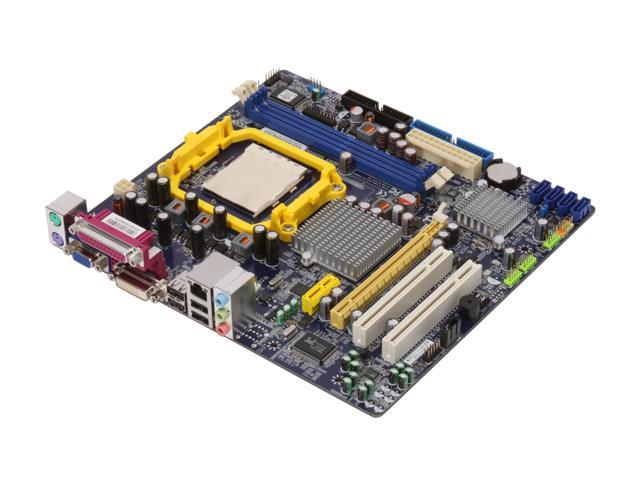 Foxconn A74MX-K Micro ATX AMD Motherboard
