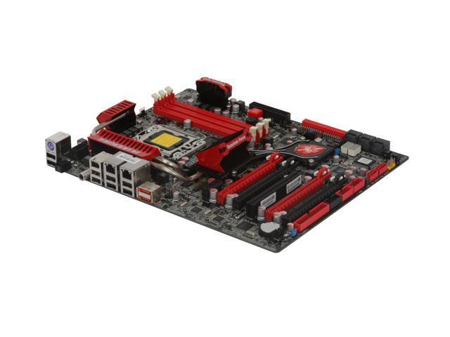 Foxconn BloodRage LGA 1366 Intel X58 ATX Intel Motherboard