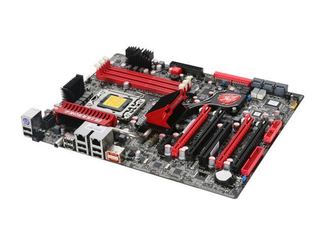 Foxconn BloodRage GTI LGA 1366 Intel X58 ATX Intel Motherboard
