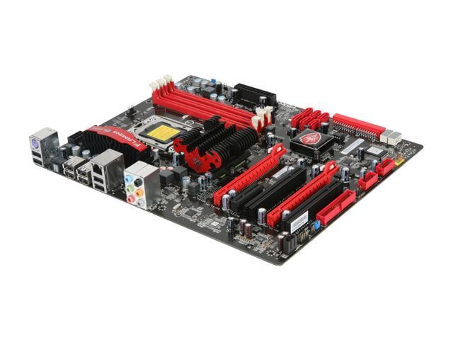 Foxconn FlamingBlade GTI ATX Intel Motherboard