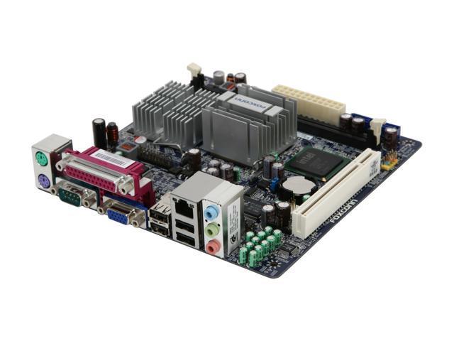 Foxconn 45CS Intel Atom 230 Intel 945GC Mini ITX Motherboard/CPU Combo