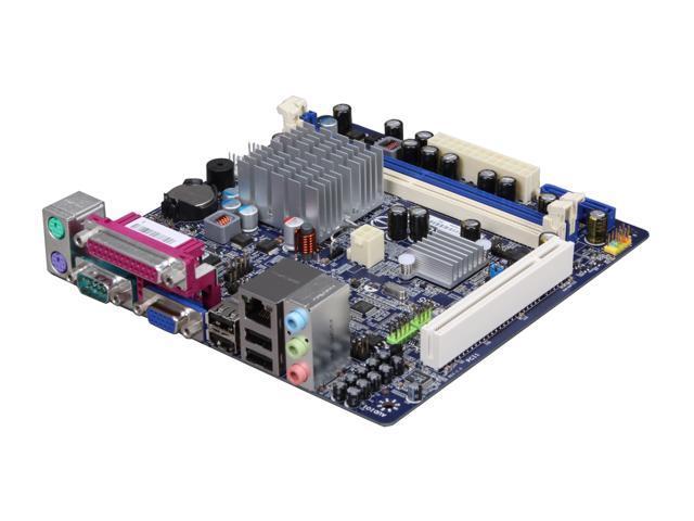 Foxconn D41S Intel Atom D410 Intel NM10 Mini ITX Motherboard/CPU Combo