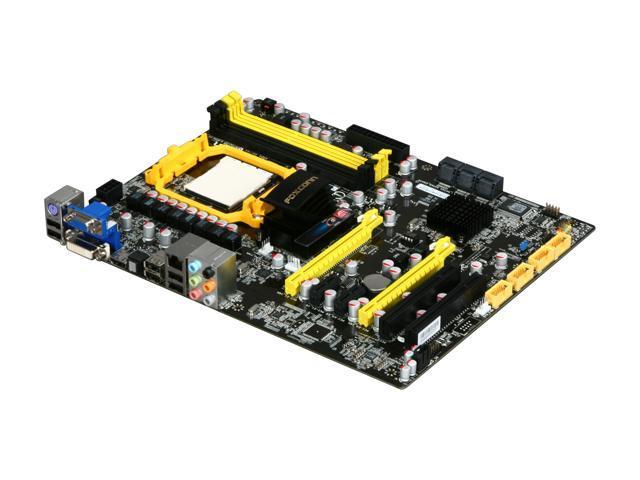 Foxconn A9DA AM3 AMD 890GX + SB850 SATA 6Gb/s HDMI ATX AMD Motherboard