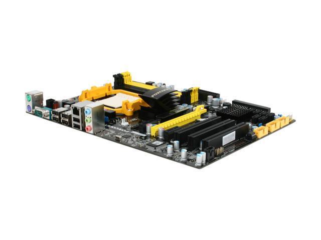 Foxconn A78AX 3.0 AM3 AMD 770 + SB710 ATX AMD Motherboard