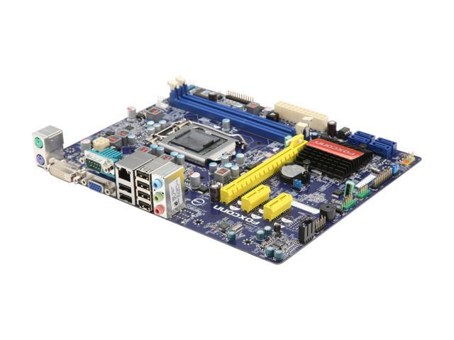 Foxconn H61MXV Micro ATX Intel Motherboard