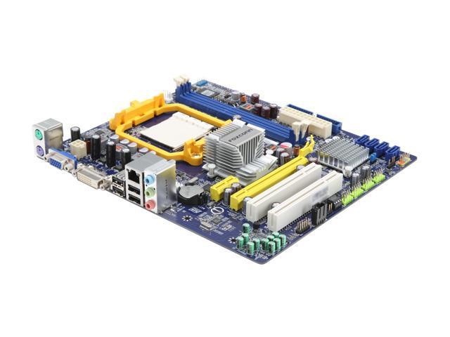 Foxconn A76ML-K 3.0 Micro ATX AMD Motherboard