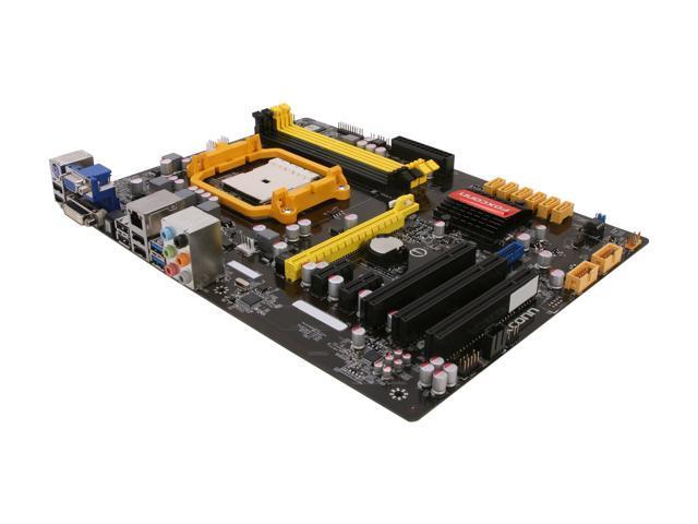 Foxconn A75A FM1 AMD A75 (Hudson D3) SATA 6Gb/s USB 3.0 ATX AMD Motherboard
