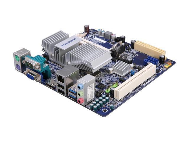 Foxconn D270S Intel Atom D2700 Intel NM10 Mini ITX Motherboard/CPU Combo