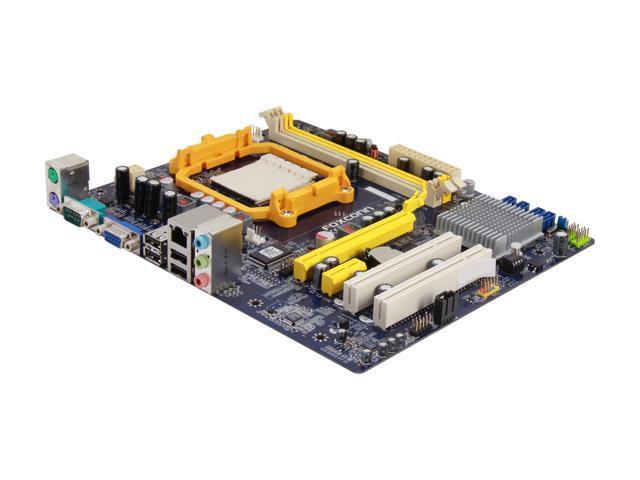 Foxconn M61PML-K AM3 NVIDIA MCP61P Micro ATX AMD Motherboard