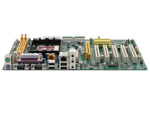EVGA 115-K8-NF31-AX 754 NVIDIA nForce3 Ultra ATX AMD Motherboard