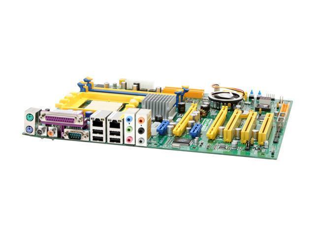 EVGA 123-K8-NF47-AX ATX AMD Motherboard