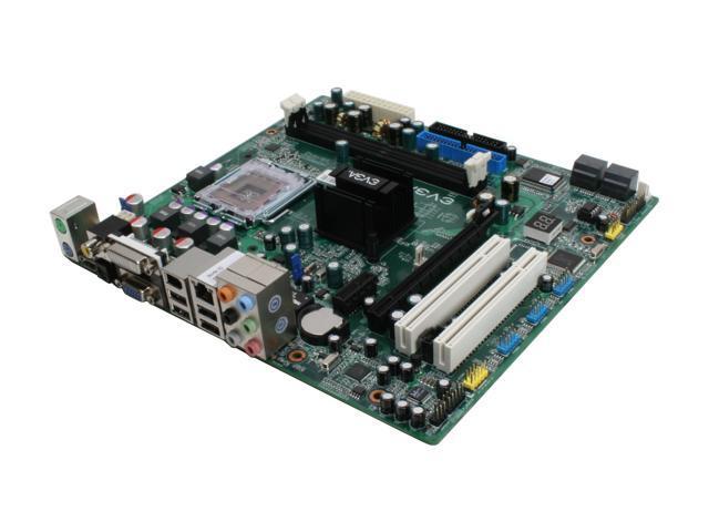 EVGA 112-CK-NF77-A1 Micro ATX Intel Motherboard