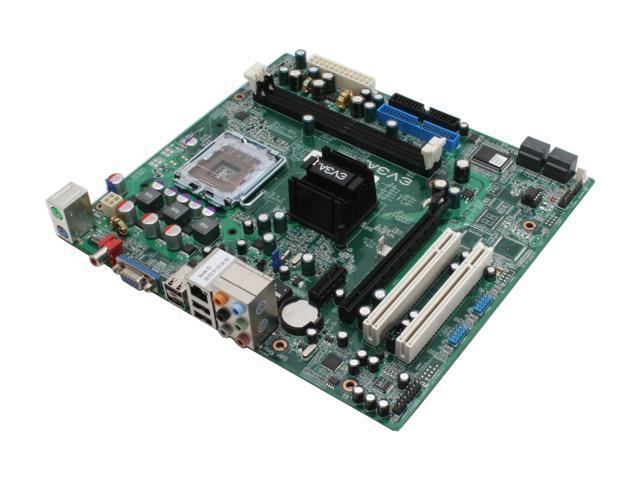 EVGA 112-CK-NF72-K1 LGA 775 NVIDIA nForce e-7050/610i Micro ATX Intel Motherboard