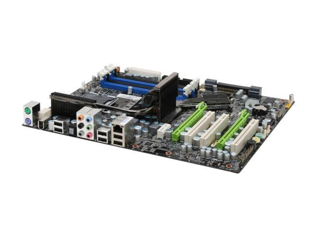 EVGA 123-YW-E175-A1 ATX Intel Motherboard