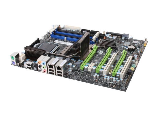 EVGA 132-YW-E178-A1 LGA 775 NVIDIA nForce 780i SLI FTW ATX Intel Motherboard