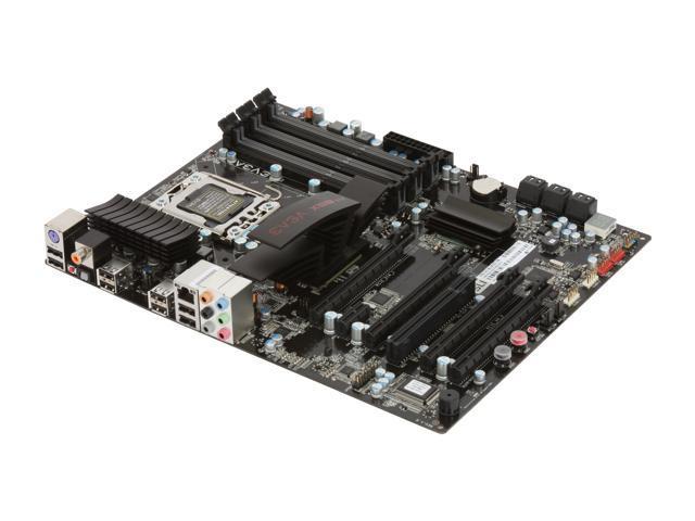 EVGA 141-BL-E757-TR LGA 1366 Intel X58 ATX X58 SLI LE Intel Motherboard