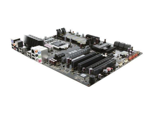 EVGA P55 LE 123-LF-E653-KR LGA1156 Intel P55 ATX Intel Motherboard