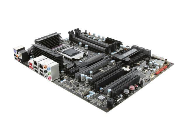 EVGA P55 FTW SLI 132-LF-E657-KR LGA1156 Intel P55 ATX Intel Motherboard