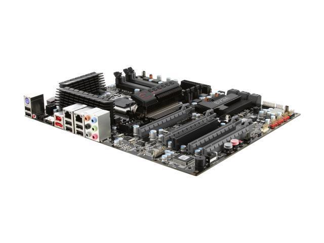 EVGA P55 FTW 200 SLI 141-LF-E658-KR LGA 1156 Intel P55 ATX Intel Motherboard