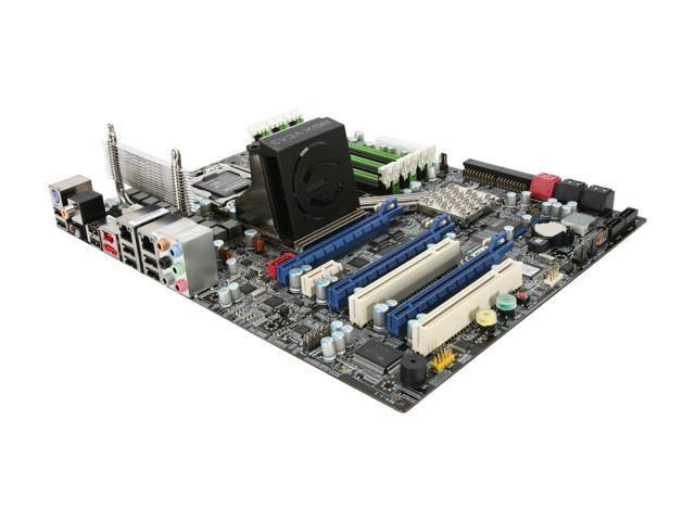 EVGA 132-BL-E758-RX LGA 1366 Intel X58 3X SLI ATX Intel Motherboard