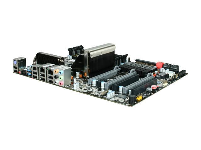 EVGA X58 FTW3 132-GT-E768-KR LGA 1366 SATA 6Gb/s USB 3.0 ATX Intel Motherboard