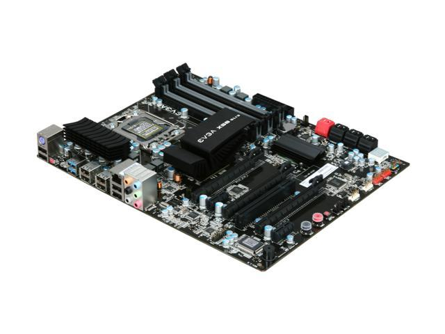 EVGA 131-GT-E767-TR LGA 1366 Intel X58 SLI3 SATA 6Gb/s USB 3.0 ATX Intel Motherboard