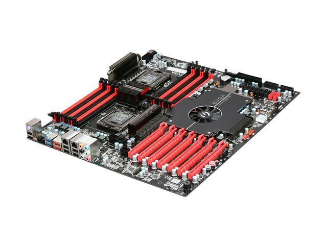 EVGA Classified SR-2 - DUAL LGA 1366 Intel 5520 SATA 6Gb/s USB 3.0 HPTX Motherboard (270-WS-W555-A2)