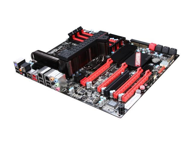 EVGA 141-BL-E760-RX Extended ATX Intel Motherboard