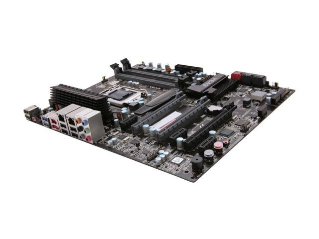 EVGA P67 SLI 130-SB-E675-KR LGA 1155 Intel P67 SATA 6Gb/s USB 3.0 ATX Intel Motherboard