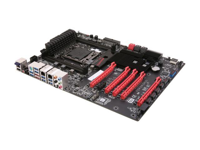 EVGA X79 Classified 151-SE-E779-KR LGA 2011 Intel X79 SATA 6Gb/s USB 3.0 XL ATX Intel Motherboard