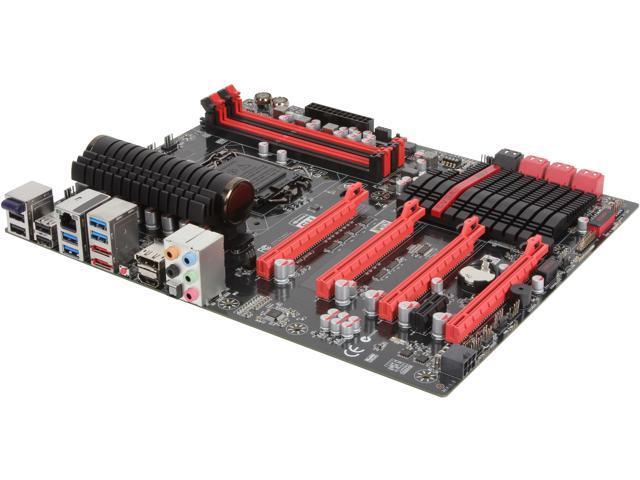 EVGA Z87 FTW (141-HW-E877-KR) LGA 1150 HDMI SATA 6Gb/s USB 3.0 ATX Intel Motherboard