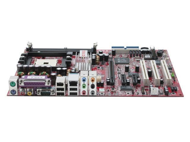 TUL AX480A7-F ATX AMD Motherboard