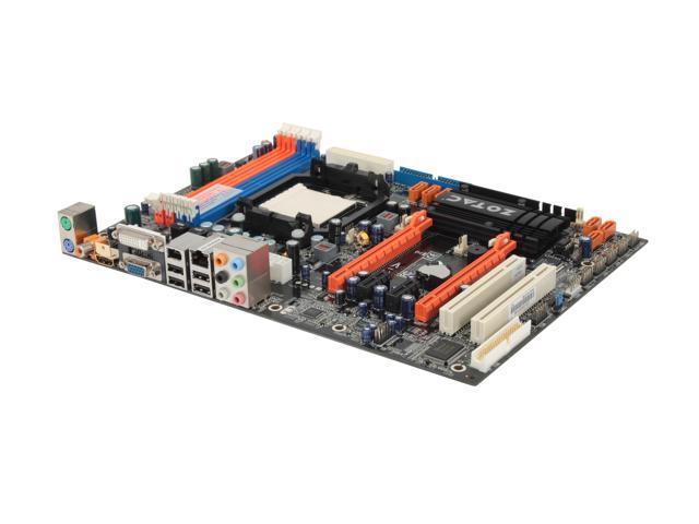 ZOTAC NF750A-A-E ATX AMD Motherboard