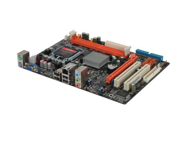 ZOTAC NF610I-E-E Micro ATX Intel Motherboard