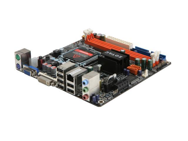 ZOTAC NF630I-F-E Mini ITX WIFI Intel Motherboard