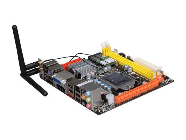 ZOTAC H55ITX-A-E LGA 1156 Intel H55 HDMI Mini ITX Intel Motherboard