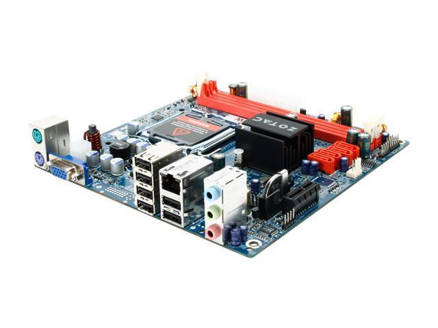 ZOTAC NF610I-K-E Mini ITX Intel Motherboard