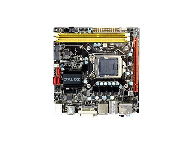 ZOTAC H61ITX-B-E Mini ITX Intel Motherboard
