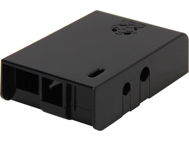 Multicomp Model MC-RP001-BLK Raspberry Pi Enclosures (Black)