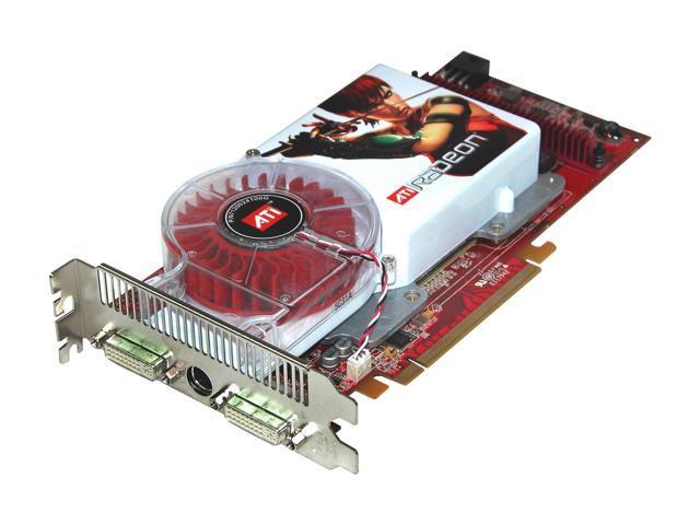 SAPPHIRE Radeon X1800XT DirectX 9 100154 CrossFire Support Video Card - OEM