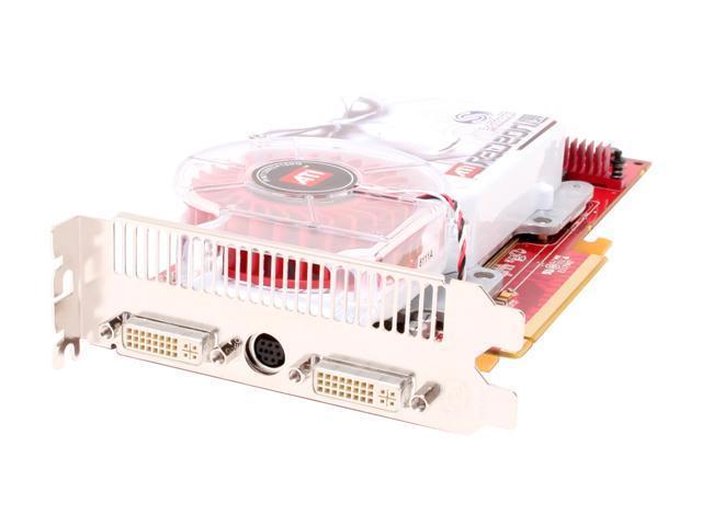 SAPPHIRE Radeon X1800XT DirectX 9 100154SR 256MB 256-Bit GDDR3 PCI Express x16 Video Card