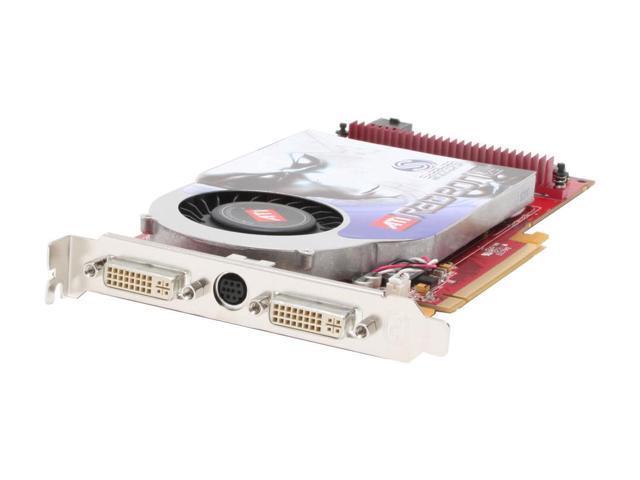 SAPPHIRE Radeon X1800GTO DirectX 9 100155L 256MB 256-Bit GDDR3 PCI Express x16 VIVO Video Card