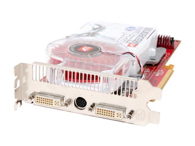 SAPPHIRE Radeon X1800GTO2 DirectX 9 100153L 512MB 256-Bit GDDR3 PCI Express x16 Video Card