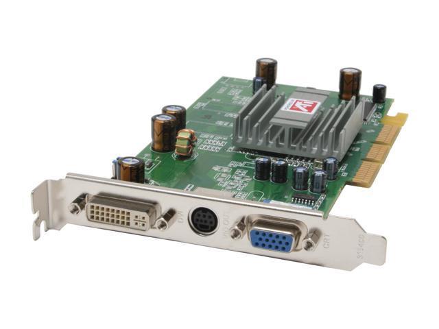 SAPPHIRE 9 Radeon 9250 DirectX 8 100183 128MB 64-Bit DDR AGP 4X Video Card